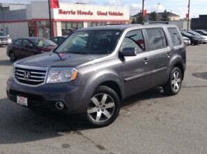 2014 Honda Pilot Touring BACKUP CAMERA, SUNROOF