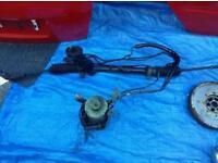 fabia Power steering rack