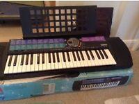 YAMAHA KEYBOARD ORGAN/ PIANO