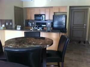 Two Bedroom Plus Den Furnished Condo