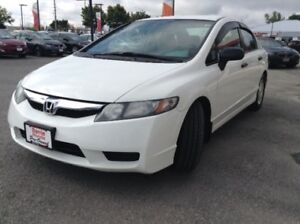 2010 Honda Civic DX-G CD Player, MP3 Compatable, A/C, Cruise...