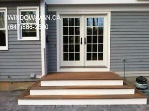 Patio French Door Garden  Factory Direct