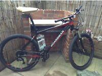 Boardman bike (new) £400