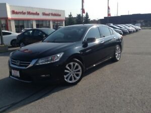 2014 Honda Accord Touring V6 SUNROOF, HEATED SEATS