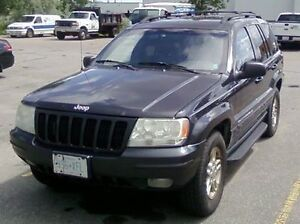 1999 JEEP GRAND CHEROKEE FOR PARTS $500!