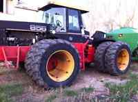 856 VERSATILE 4WD with PTO and 12 speed POWERSHIFT