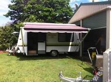 Pop top Windsor Cheater, with brand new roll out awning never use Morayfield Caboolture Area Preview