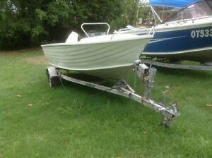 Stacer 16ft with 70hp Johnson Arundel Gold Coast City Preview
