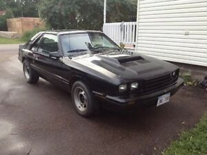 1981 Mercury Capri RS