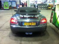 Chrysler Crossfire Convertible 3.2 V6 Auto - REAL HEAD TURNER!!