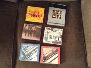 Collection of Beatles CD's and DVD