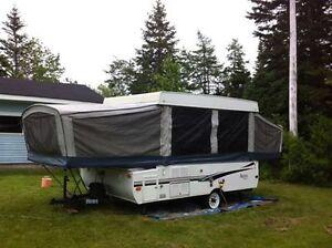 Aero Popup Camper