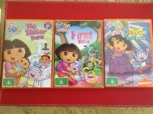 Dora the explorer DVD'S Armidale Armidale City Preview