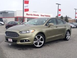 2013 Ford Fusion SE NAVI,SUNROOF, BACKUP CAMERA, ALLOY WHEELS!!!