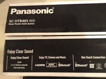 Panasonic SC-HTB485 Home Theatre Audio System Soldiers Point Port Stephens Area Preview