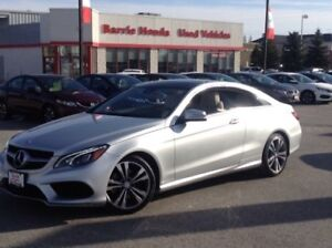 2014 Mercedes-Benz E-Class NAVI, SUNROOF, ALLOY WHEELS!!!