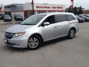 2014 Honda Odyssey EX-L BACKUP CAMERA, SUNROOF