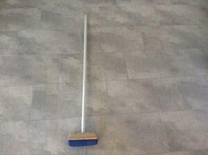 Curling broom.