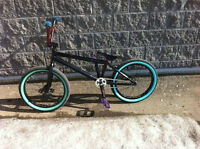 fully custom fit 3 bmx