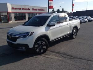 2018 Honda Ridgeline Touring BACKUP CAMERA, SUNROOF