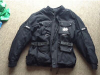 Buffalo motorcycle jacket XXL