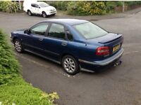 Volvo s40xs for sale.Not ford, Audi,BMW, VW.