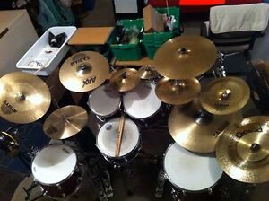 Sonor force 3003 drum set (drums only)