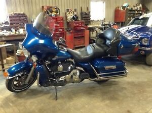 Harley Davidson for sale or trade Peterborough Peterborough Area image 3
