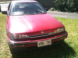 Honda legend Whyalla Whyalla Area Preview