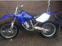 Yamaha yz125 2006 £1400
