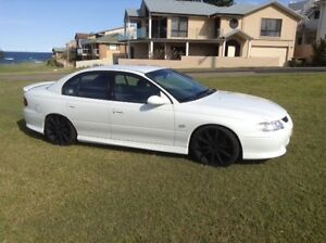Vx Holden commodore l67 supercharged v6 (full engine rebuild) Anna Bay Port Stephens Area Preview