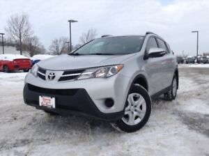 2014 Toyota RAV4 HEATED SEATS, BACKUP CAMERA, ALLOYS
