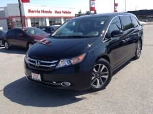 2016 Honda Odyssey Touring BACKUP CAMERA, SUNROOF