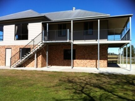 House on 60 acres.  Grafton Clarence Valley Preview