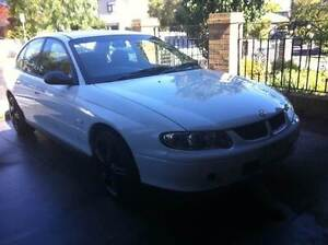 2002 Holden Commodore Sedan Executive VX Series II Essendon Moonee Valley Preview