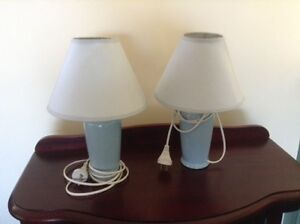 Bedside lamps Soldiers Point Port Stephens Area Preview