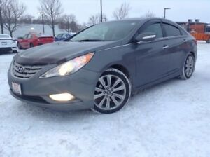 2013 Hyundai Sonata 2.0T Limited 2.0L TURBO, SNOW TIRES/RIMS,...