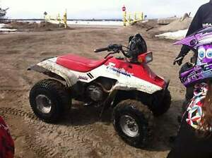 Honda fourtrax 200 sx