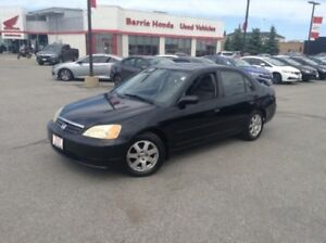2003 Honda Civic LX ALLOYS !!!