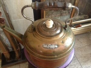 Antique kettle West Island Greater Montréal image 1