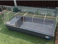 Large Guinea pig cage run