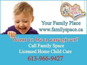 Become a Licensed Home Childcare Provider