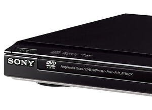 EXCELLENT SONY DVD/CD PLAYER FOR ONLY $24.99!!