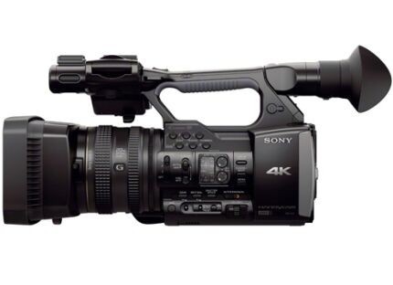 BRAND NEW SONY FDR-AX1e 4K CAMCORDER Neutral Bay North Sydney Area Preview