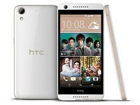 HTC 626 - S used but in excellent condition in white colour