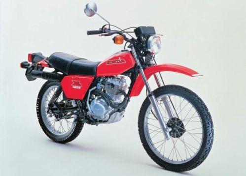 Honda XL 125 Engine | eBay