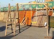 Schaukelgerüst Holz