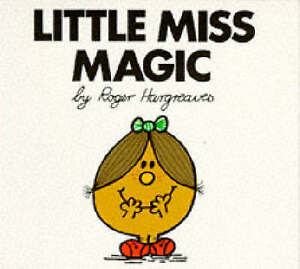 Good, Little Miss Magic (Little Miss Library), Hargreaves, Roger, Book