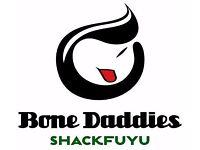 Waiters & Bartenders required! - Bone Daddies Central London