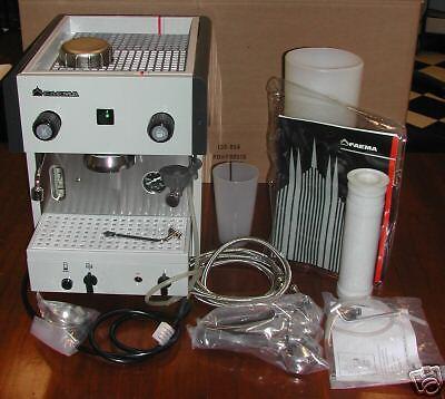New Faema C85 Compact S - 1 Group Espresso Machine